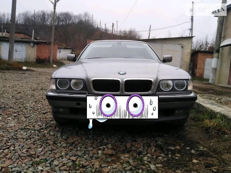 BMW 725 1998 в Хмельницком