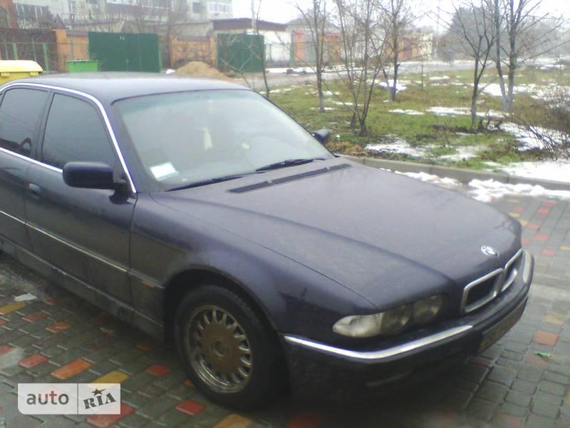 BMW 728 1996 в Николаеве