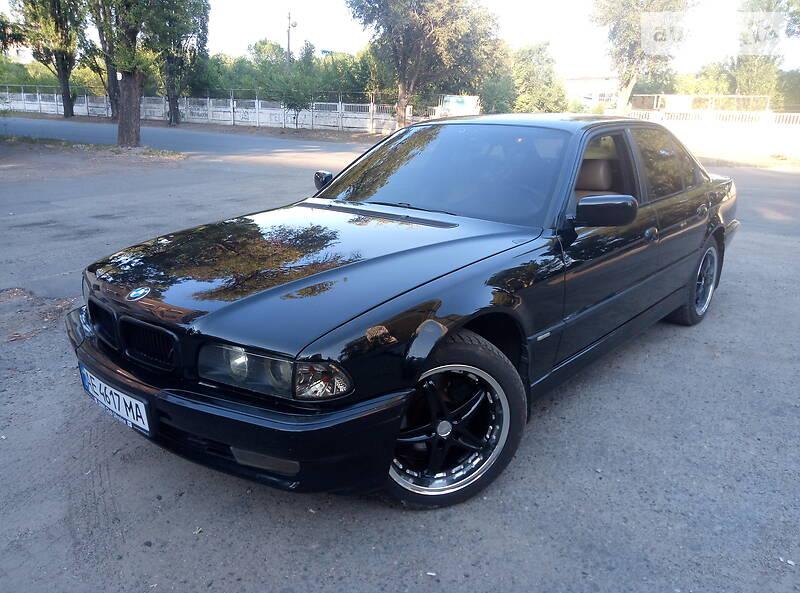 BMW 728 1995 в Днепре