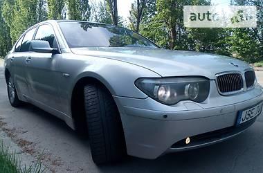 BMW 730 2003
