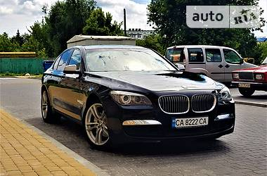 BMW 730 2012 в Киеве