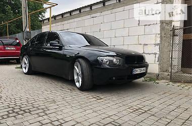 BMW 730 2002 в Одесі