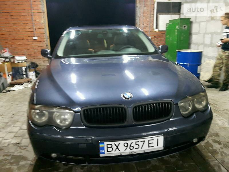 BMW 730 2002 в Каменец-Подольском