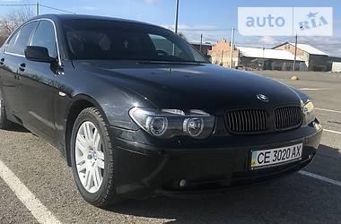 BMW 730 2003 в Чернівцях