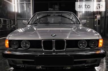 Седан BMW 730 1990 в Днепре