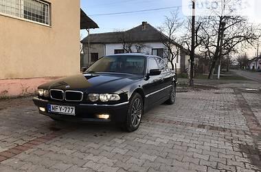 Седан BMW 730 2000 в Виноградові