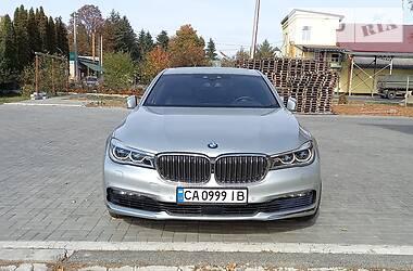 Седан BMW 730 2016 в Христиновке