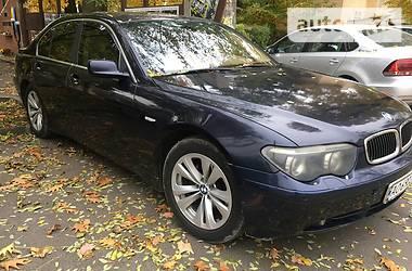 Седан BMW 730 2003 в Иршаве