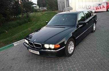 BMW 735 1999 в Львове