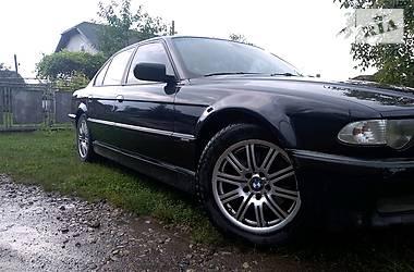 BMW 735 1999 в Ивано-Франковске
