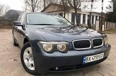 BMW 735 2002 в Борисполе