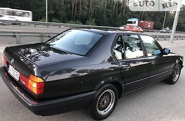 Седан BMW 735 1992 в Києві