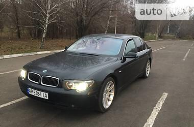 BMW 735 2002 в Запорожье