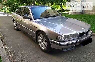 Седан BMW 735 1996 в Киеве
