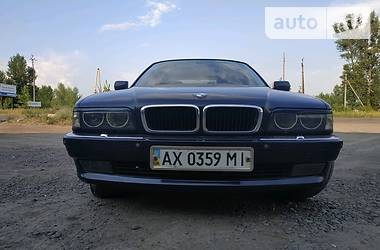 Седан BMW 735 1996 в Харькове