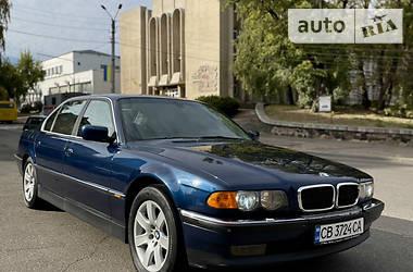 Седан BMW 735 2001 в Черкассах