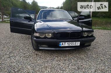 Седан BMW 735 1999 в Верховине