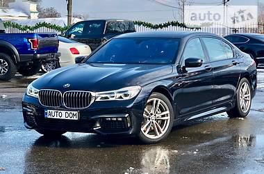 BMW 740 740d X-Drive long M