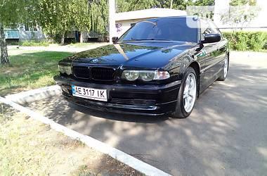 BMW 740 2001 в Днепре