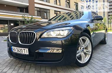 BMW 740 40 D M-Packet + ABT
