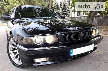BMW 740 2001 в Запорожье