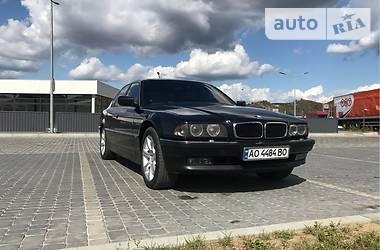 BMW 740 1999 в Мукачево