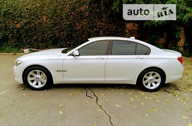 Седан BMW 740 2009 в Днепре