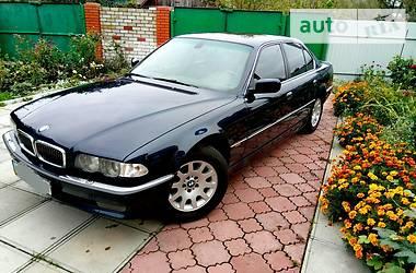 BMW 740 2000 в Чернигове