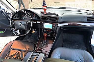 BMW 740 2001 в Львове