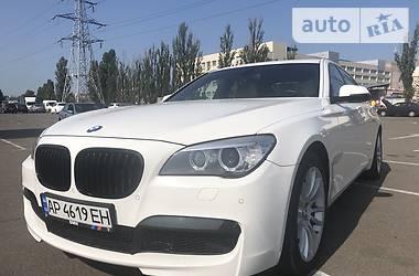 BMW 740 2014 в Днепрорудном