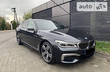 BMW 740 2017 в Львове
