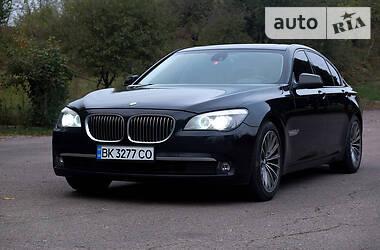 BMW 740 2011 в Ровно