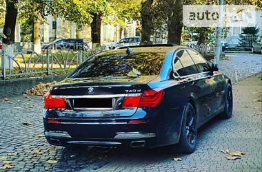 BMW 740 2009 в Хусті