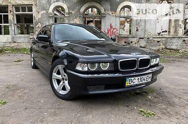 Седан BMW 740 1994 в Львове