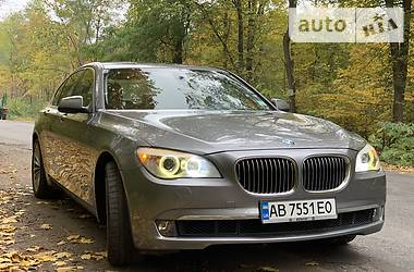Седан BMW 740 2011 в Виннице