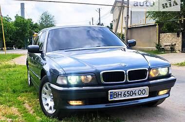 Седан BMW 740 1995 в Одессе