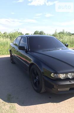 Седан BMW 740 1999 в Ивано-Франковске