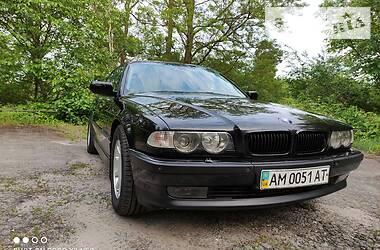 Седан BMW 740 2001 в Житомире