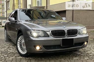 Седан BMW 740 2005 в Ивано-Франковске