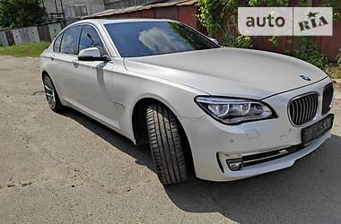Седан BMW 740 2012 в Киеве