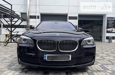 Седан BMW 740 2012 в Николаеве