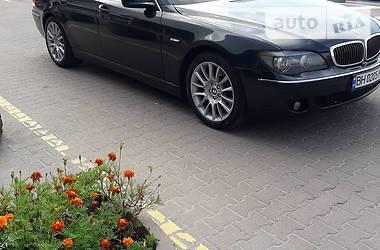 Седан BMW 740 2005 в Житомире