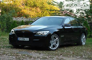 Седан BMW 740 2014 в Бердянске