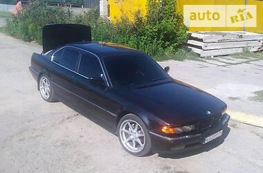 Седан BMW 740 1999 в Вышгороде