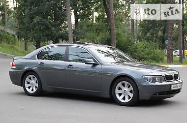BMW 745 2002 в Вышгороде