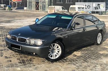 BMW 745 2003 в Тернополе