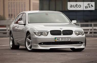 BMW 745 2004 в Днепре