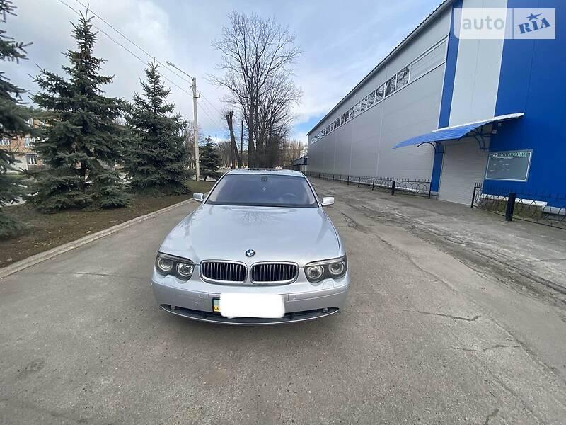BMW 745 2004 в Полтаве