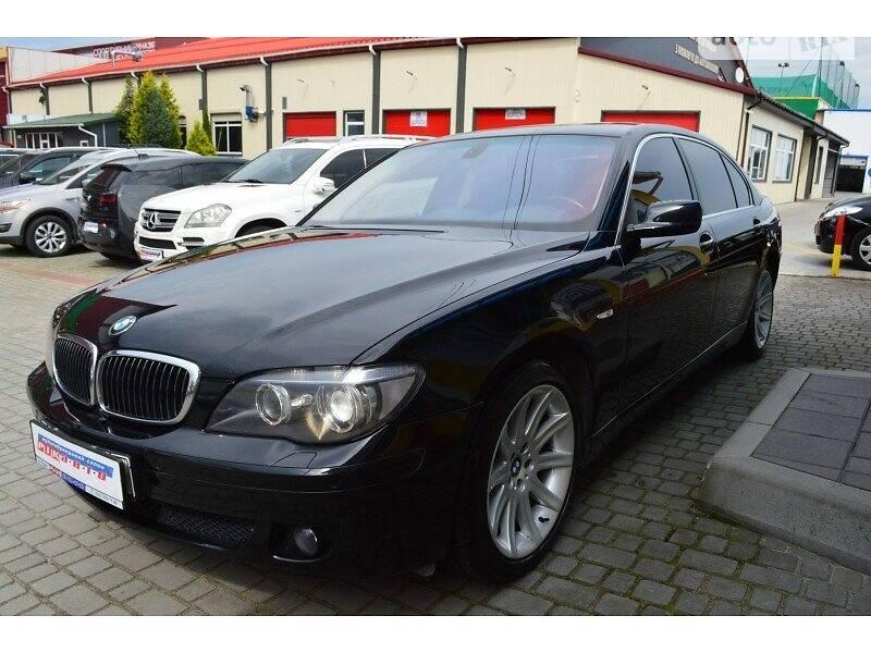 BMW 745 2005 в Львові