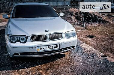 BMW 745 2004 в Борисполе
